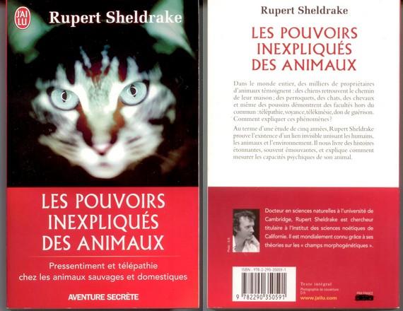 """Livre """"Les pouvoirs inexpliqués des animaux"""" Sheldrake-1-2"""